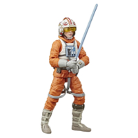 Star Wars The Black Series Luke Skywalker (Snowspeeder) 15 cm große Star Wars: Das Imperium schlägt zurück Action-Figur