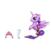 My little Pony Movie Glitzernde Seeponys Stylingspaß TWILIGHT SPARKLE