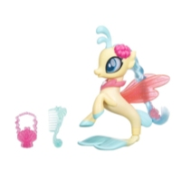 My little Pony Movie Glitzernde Seeponys Stylingspaß PRINCESS SKYSTAR
