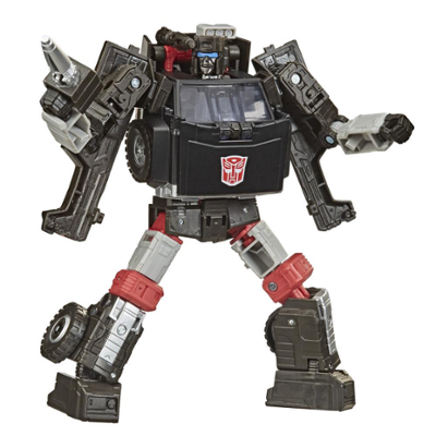 Transformers Generations War for Cybertron Deluxe WFC-E34 Trailbreaker Product