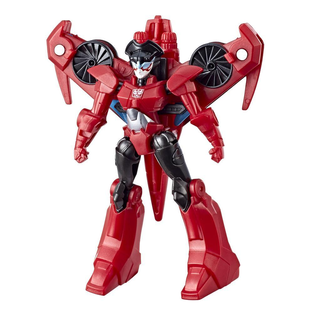 Transfomers Cyberverse Scout Figur Windblade