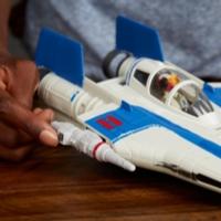 Star Wars Episode 8 FORCE LINK Fahrzeuge mit 3.75