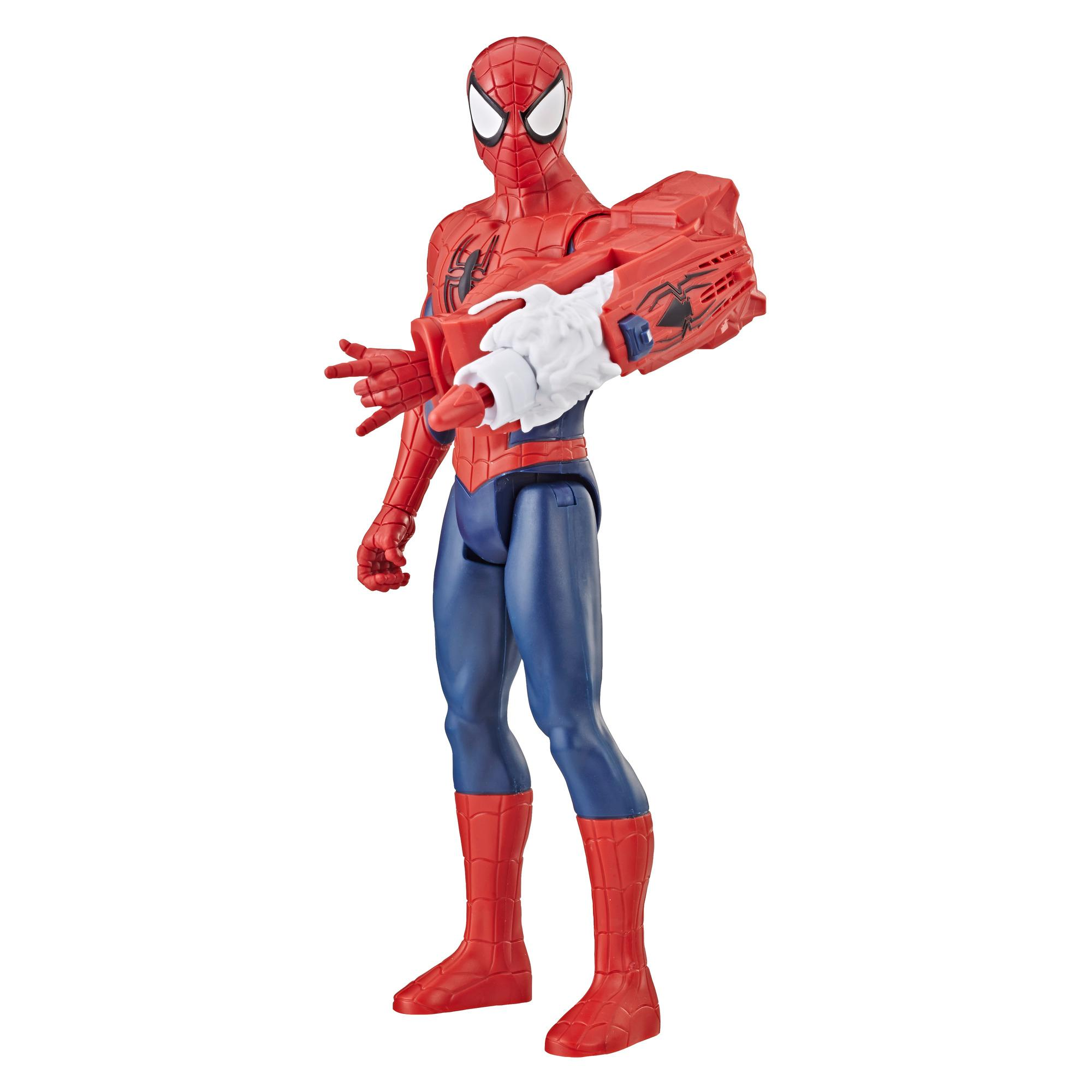 Spider-Man Titan Hero mit Quantum Power Pack