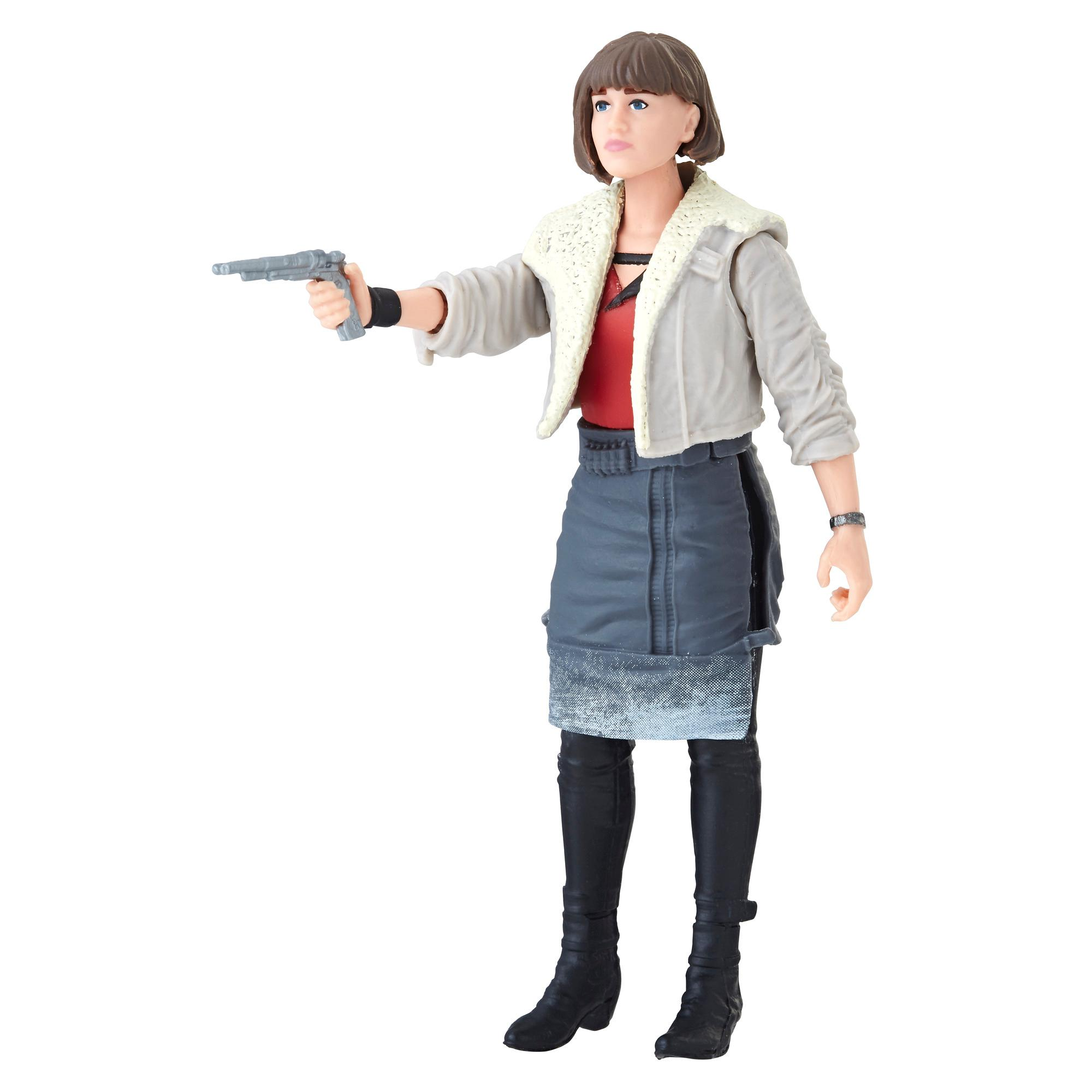 Star Wars Solo Film 3.75 FORCE LINK 2.0 Figur Qi`Ra (Corellia)