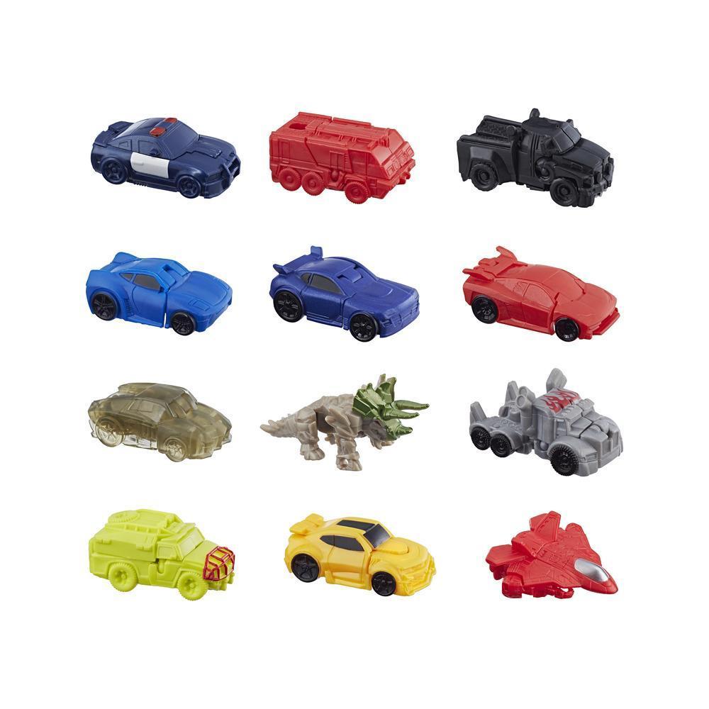 Transformers Movie 6 Tiny Turbo Changer