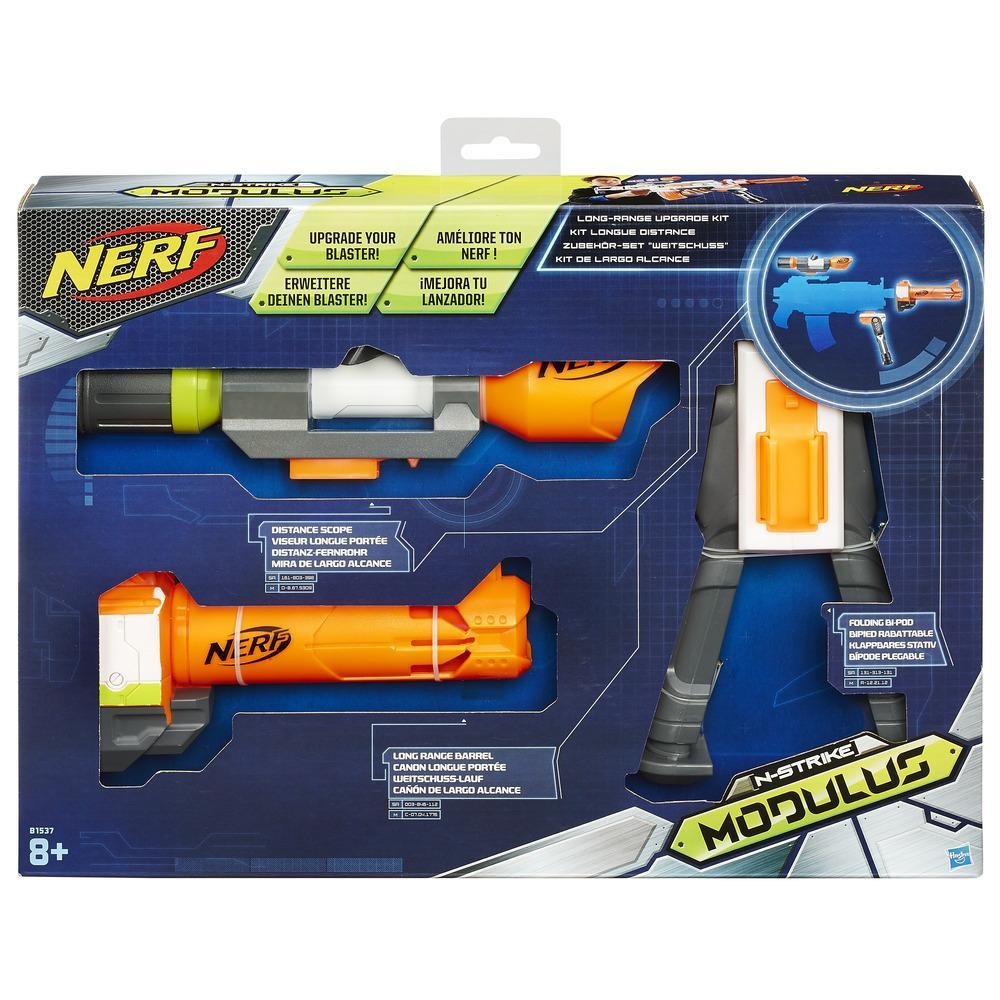 NERF N-Strike  XD Modulus Zubehör-Set