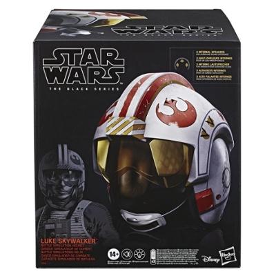 Star Wars: The Black Series Luke Skywalker Battle Simulations-Helm