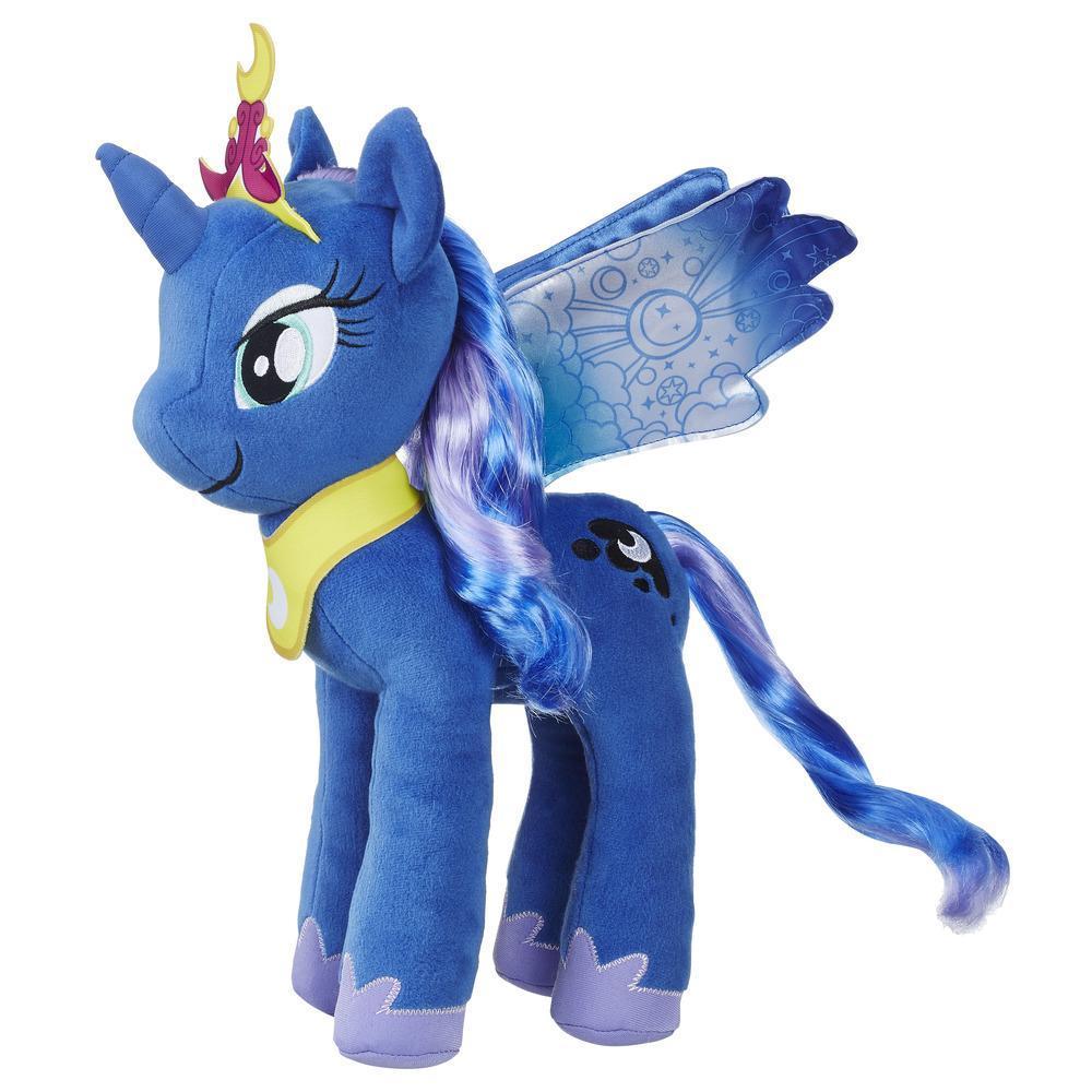 My Little Pony Mähnenspaß Plüsch Prinzessin Luna