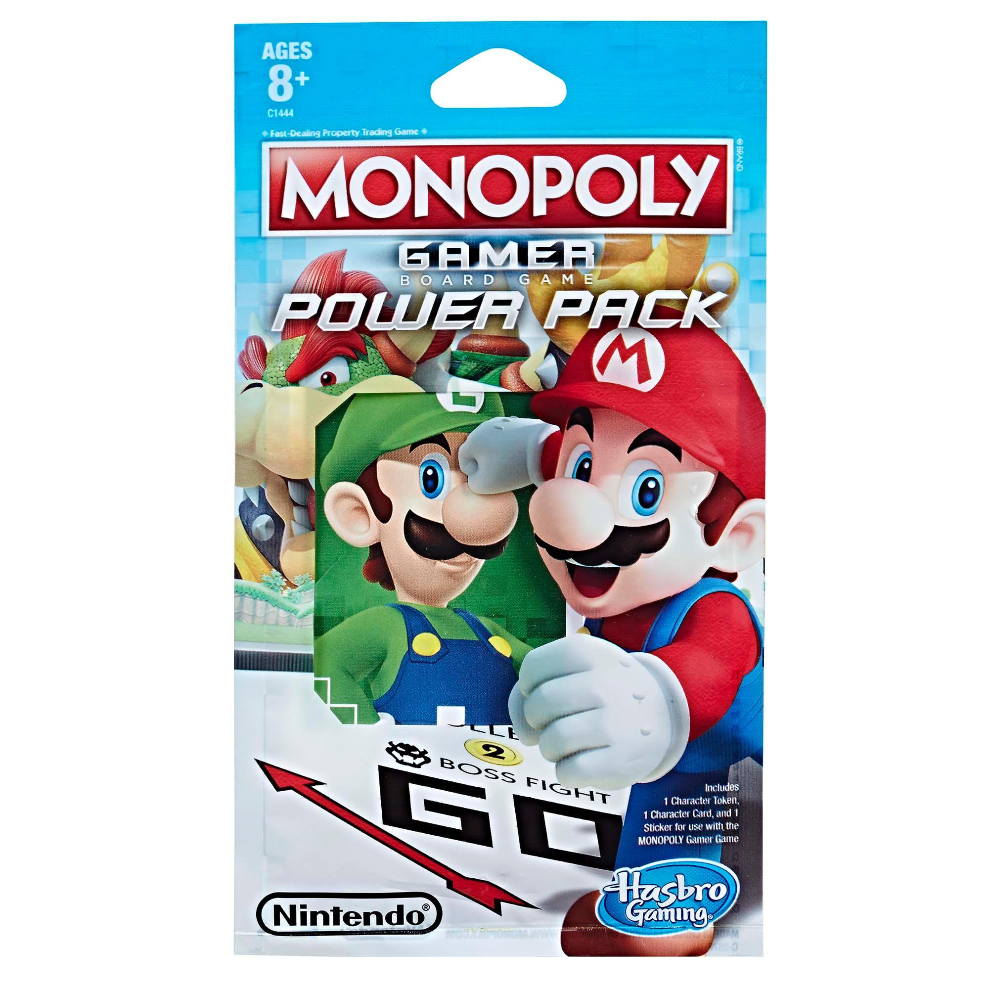 Monopoly Gamer Figurenpacks