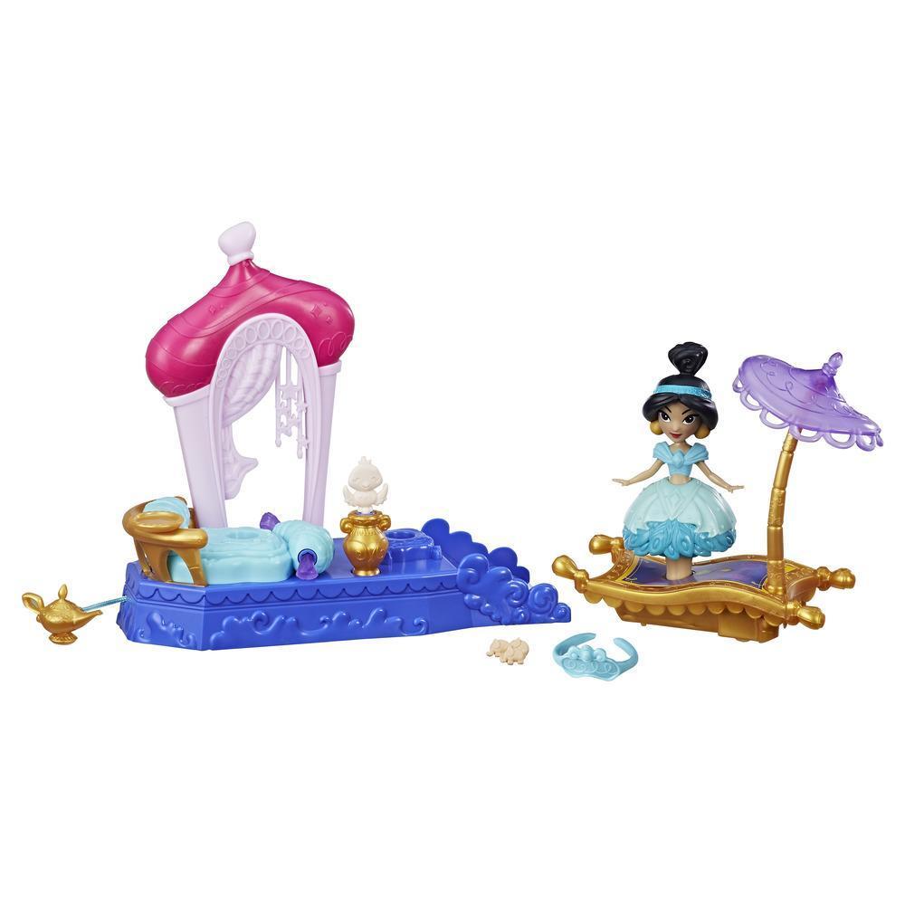 Disney Prinzessin Little Kingdom Ballerina Prinzessinnen Spielsets Jasmins fliegender Teppich