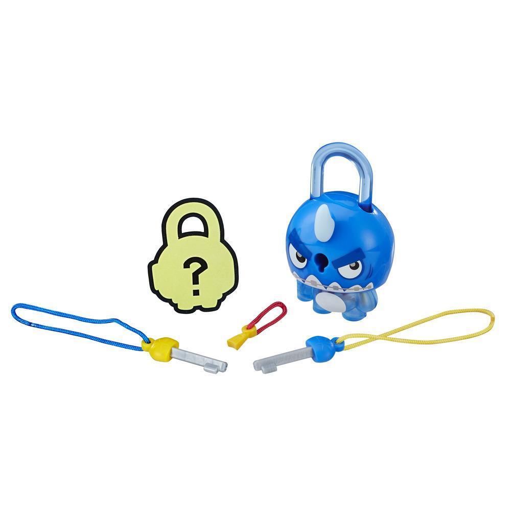 Lock Stars - Verrückt verschlüsselt BLUE SHARK