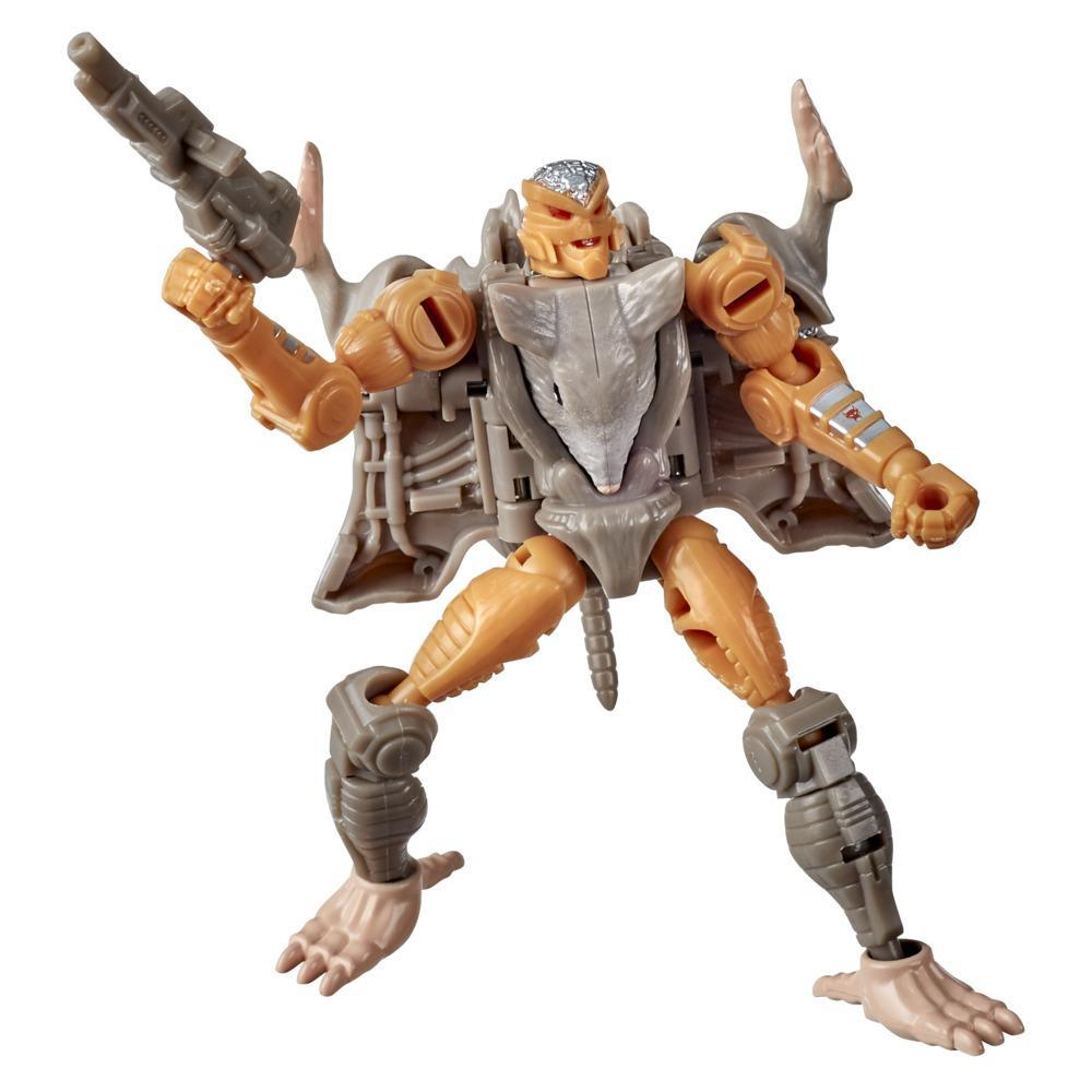 Transformers Generations War for Cybertron: Kingdom Core-Klasse WFC-K2 Rattrap