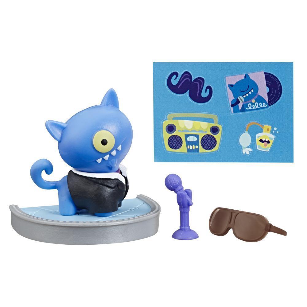 UglyDolls Surprise Disguise Slick Ugly Dog Toy and Accessories, Inspired by UglyDolls Movie