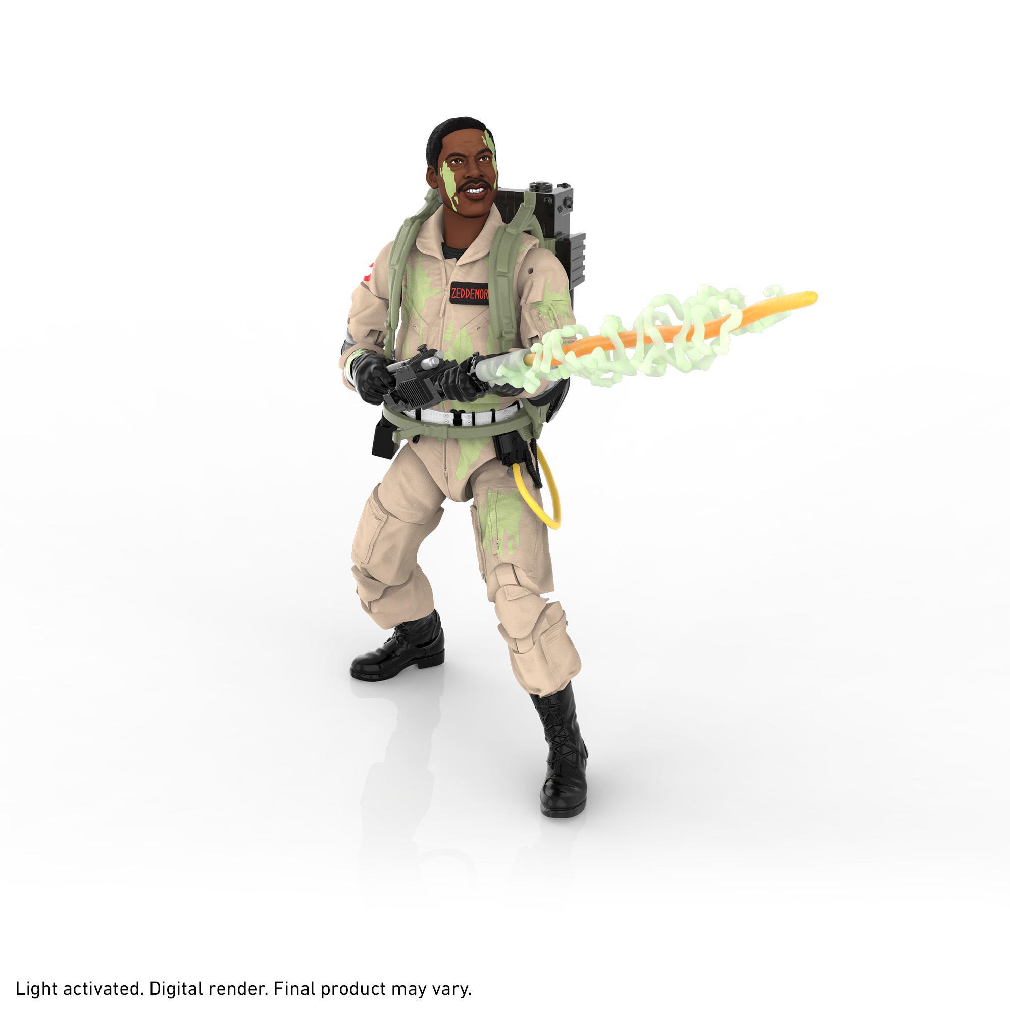 Ghostbusters Plasma Series Winston Zeddemore (leuchtet im Dunkeln)