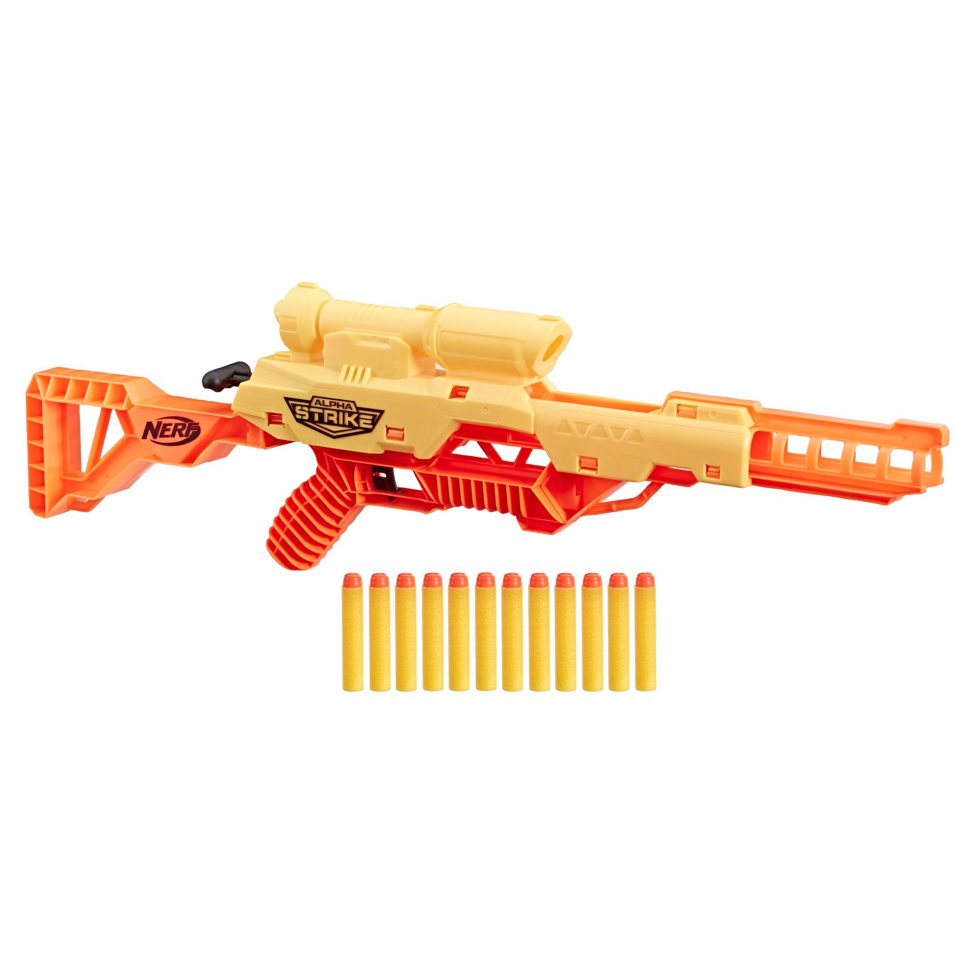 Nerf - Alpha Strike Wolf Blaster