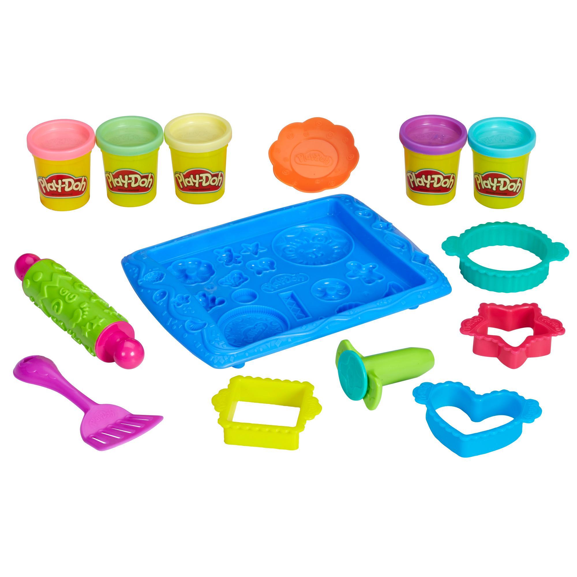 Play-Doh Plätzchen Party