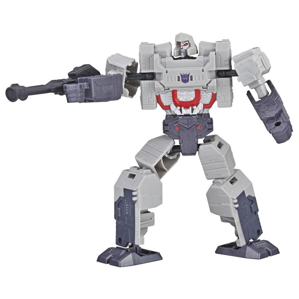 Transformers Authentics – Alpha Serie Megatron