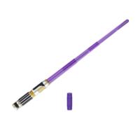 Star Wars Episode 8 elektronisches Lichtschwert Mace Windu