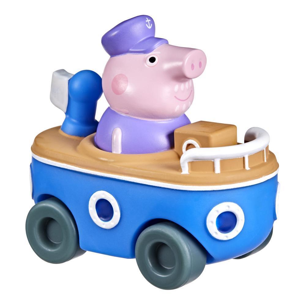 Peppa Pig Minifahrzeuge (Opa Wutz)
