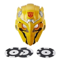 Transformers Movie 6 Bee Vision Maske