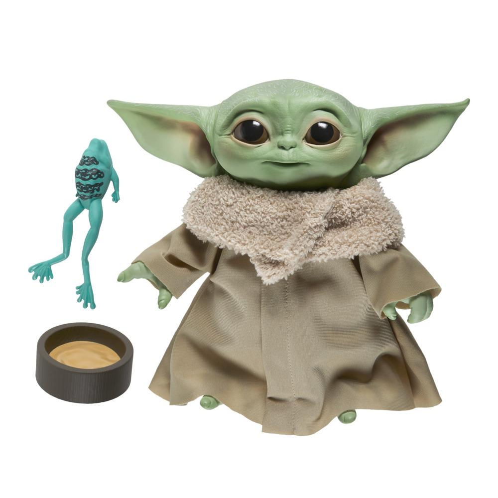 Star Wars The Child sprechende Plüsch-Figur