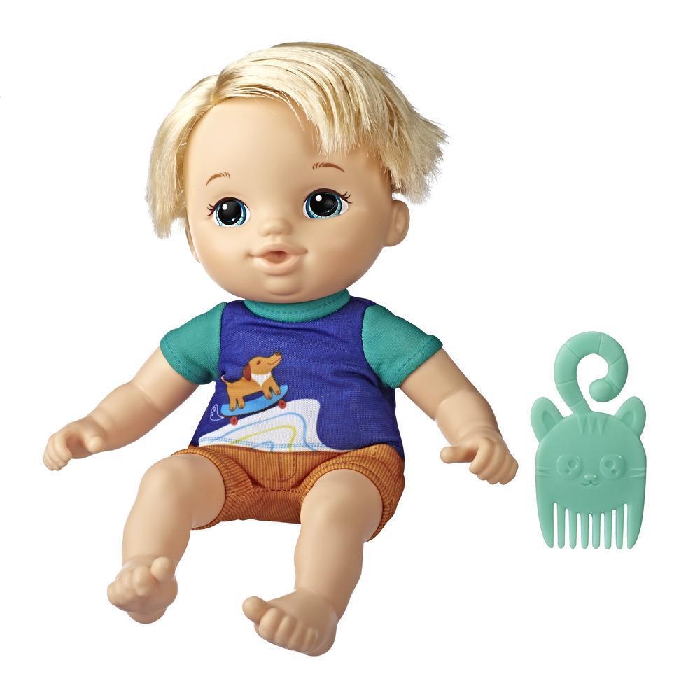 Baby Alive Littles Baby-Bande - Blonder Junge