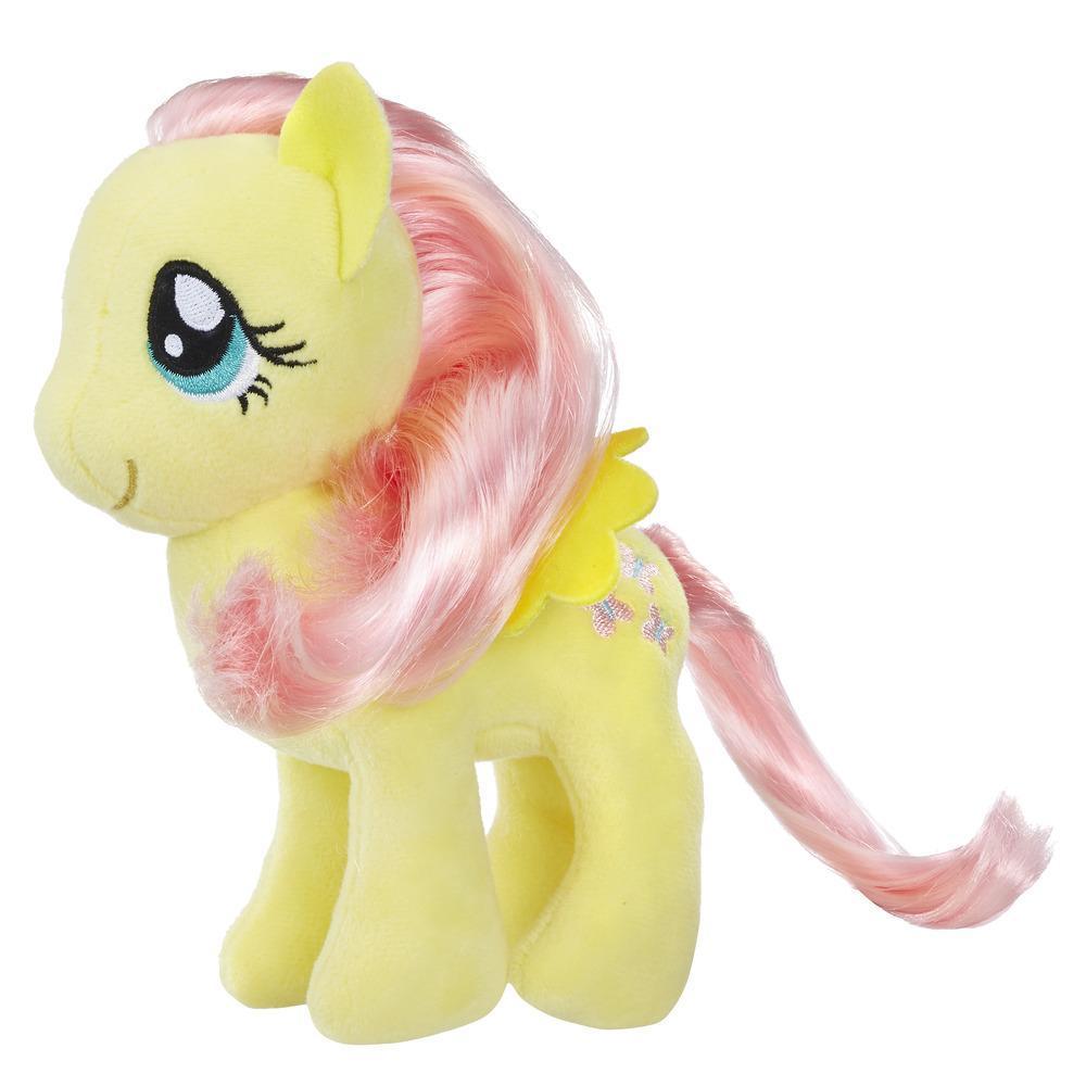 My Little Pony Mähnenspaß Plüschpony Fluttershy