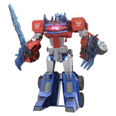 Transformers Bumblebee Cyberverse Adventures Roll N' Change Optimus Prime Product