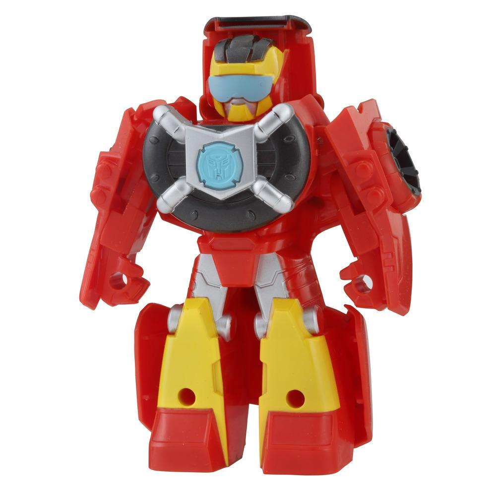Transformers Rescue Bots HOT SHOT VTOL RESCAN