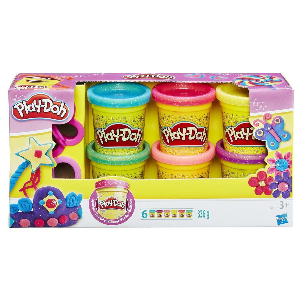Play-Doh Glitzerknete