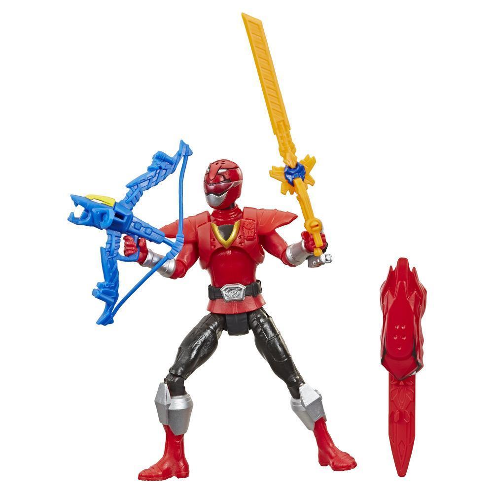 Power Rangers Beast Morphers Beast-X Roter Ranger
