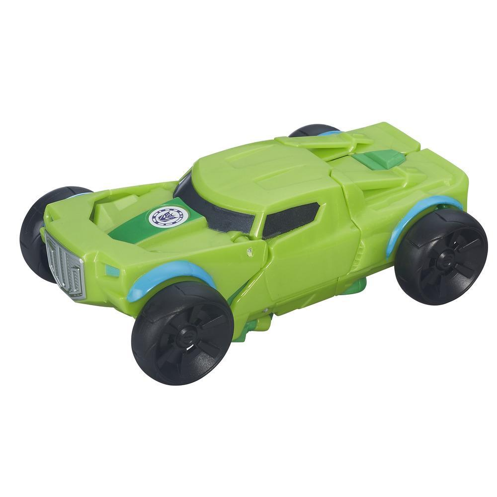 Transformers Robots in Disguise 1-Step Changer Springload