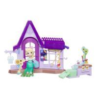 Die Eiskönigin Little Kingdom kleines Spielset: Elsas Geburtstagsgeschenke-Shop