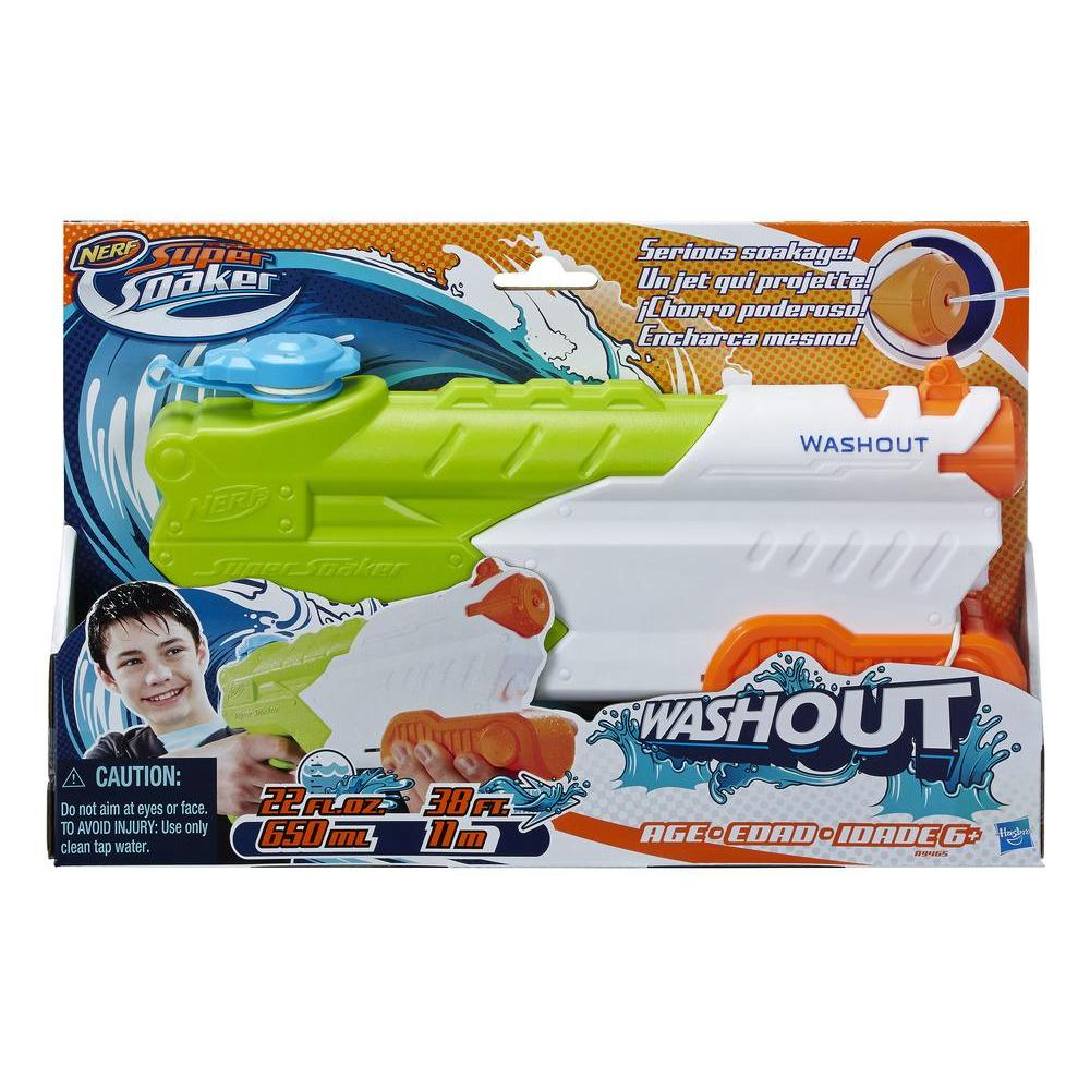 Super Soaker WashOut