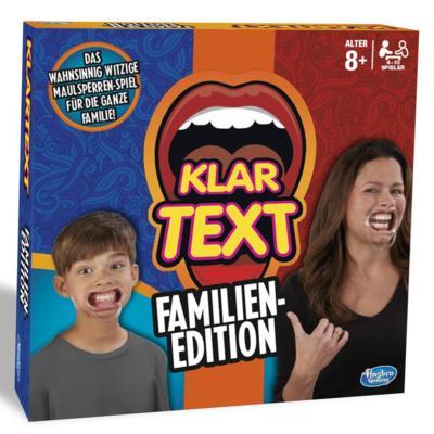 Klartext Familien-Edition