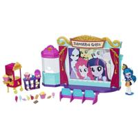 Equestria Girls Minis Movie Theater Playset