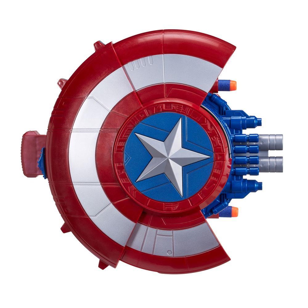 Avengers Captain America Blaster Reveal Schild