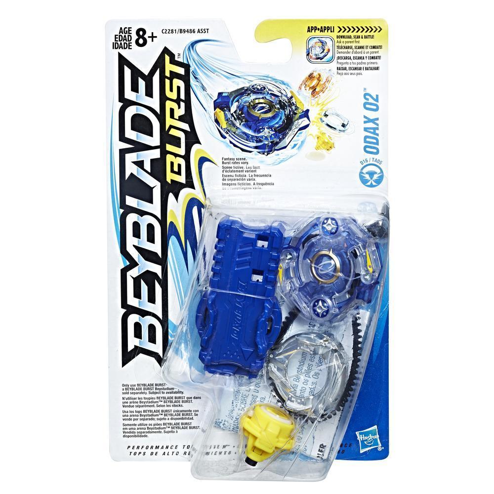 Beyblade Burst Starter Pack Odax O2