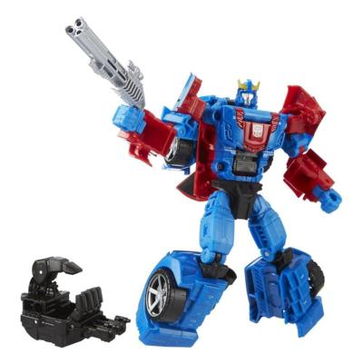 Transformers Generations Deluxe Klasse - Smokescreen