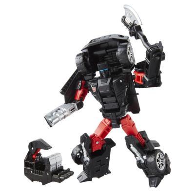 Transformers Generations Deluxe Klasse - Trailbreaker