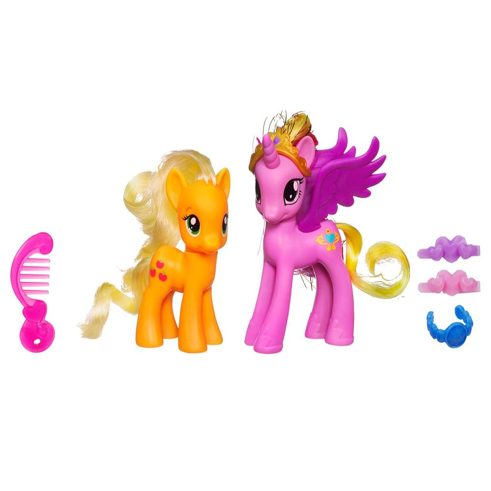 My Little Pony Prinzessinnen Sets Princess Cadance & Applejack