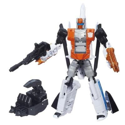 Transformers Generations Deluxe Alpha Bravo