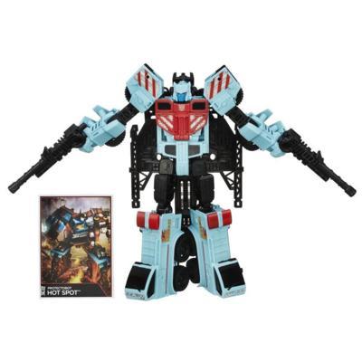Transformers Generations Voyager Protectobot Hot Spot