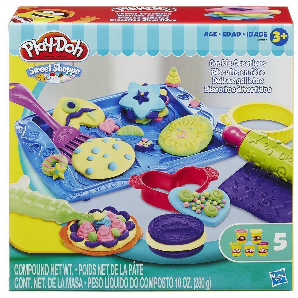 Play-Doh Plätzchenparty