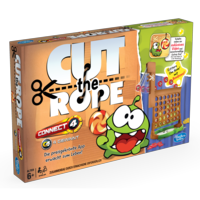 Cut the Rope Connect 4