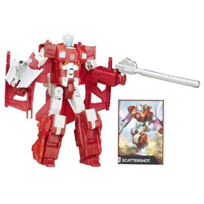 Transformers Generations Voyager Klasse - Scattershot