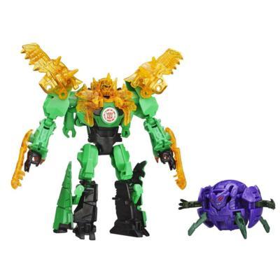 Transformers Robots in Disguise Mini-Con Battle Packs - Grimlock & Decepticon Back
