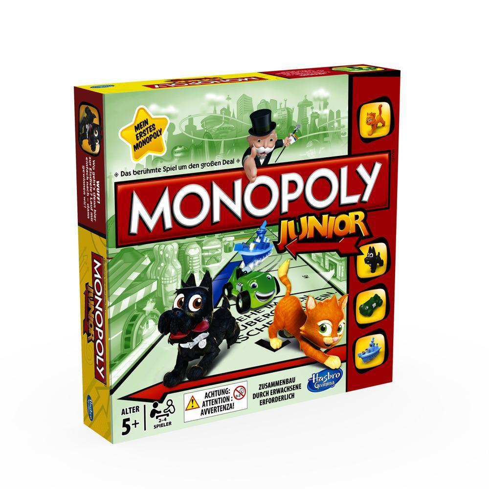 spielanleitung monopoly world