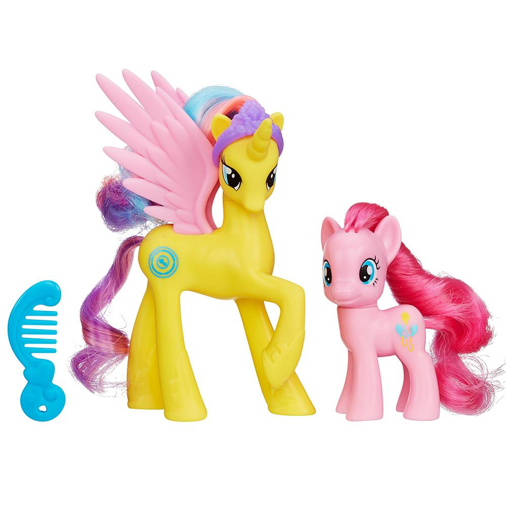 My Little Pony Prinzessinnen Sets Princess Golden Dream & Pinkie Pie