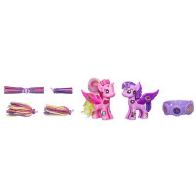 My Little Pony POP Pony Deko Pack Twilight Sparkle & Prinzessin Cadance